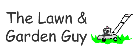 the lawn and garden guy logo